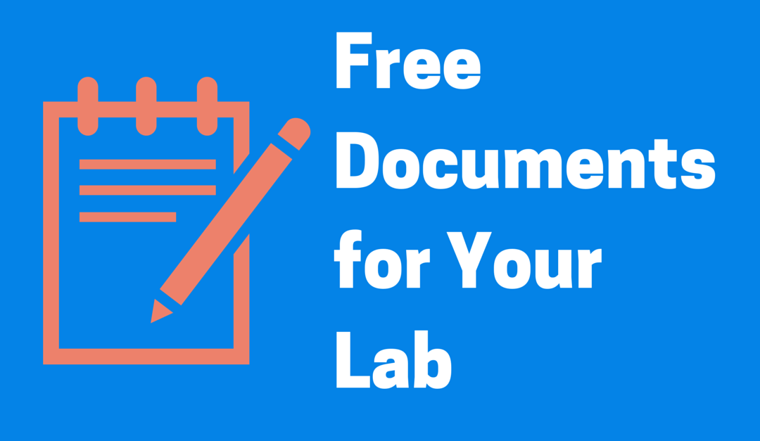 Free Resources: Nuclear Cardiology Lab Documentation