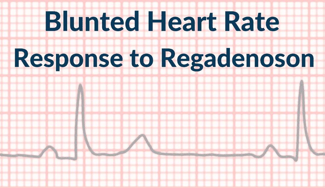 Blunted Heart Rate Response to Lexiscan: An Independent Prognostic Indicator?