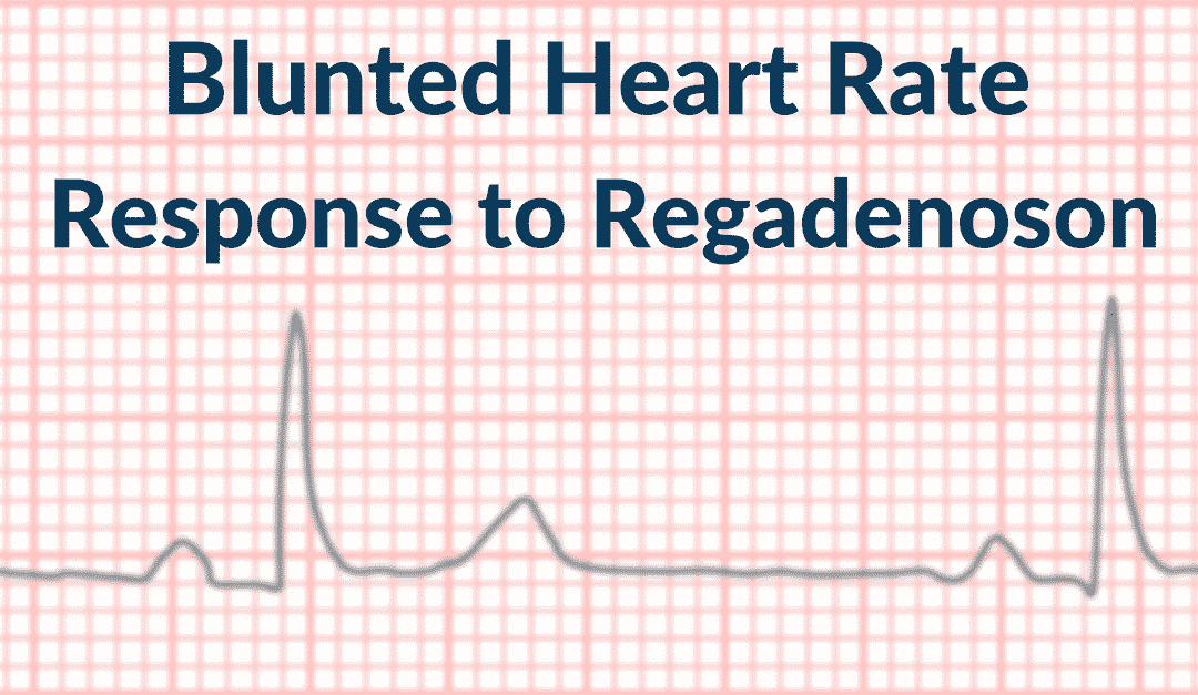 Blunted Heart Rate Response To Lexiscan An Independent Prognostic